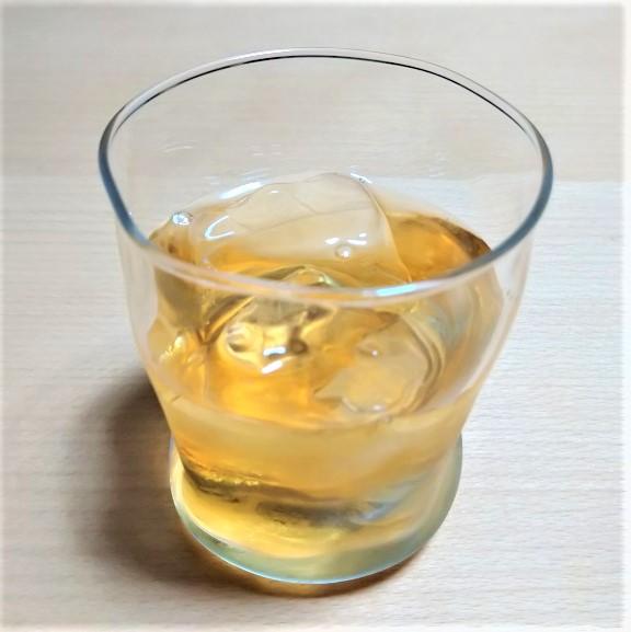 ウイスキー ハーフロック